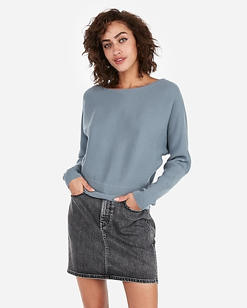 4f836fb6225 Women's Sweaters & Cardigans - Oversized, Off the Shoulder ...