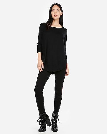 4b0cde98782971 Express View · extreme circle hem tunic