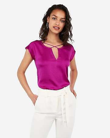 bee619be2977e1 Women's Blouses - Express