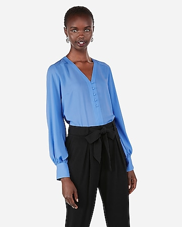 8255058f4bd8 Women's Tops - Fashion & Button Up Shirts for Women - Express
