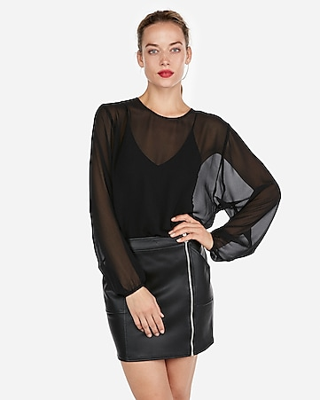Women s Tops - Shop a Variety of Women s Bodysuits - Express 9ef747d6b