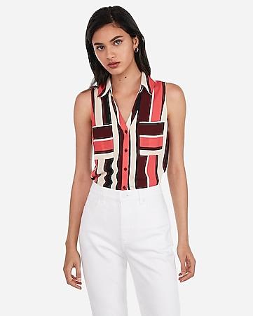 97a1984c7a289d express view · slim fit striped portofino shirt