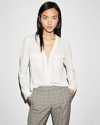 Women S Work Dress Shirts Express