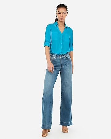 d8135729d Women's Tops - Fashion & Button Up Shirts for Women - Express