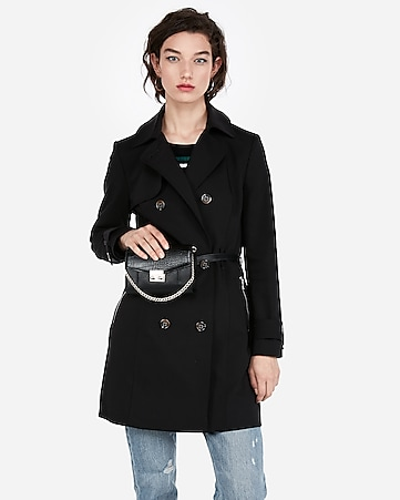 e5d855079 Women's Coats - Trench, Puffers and Fux Leather