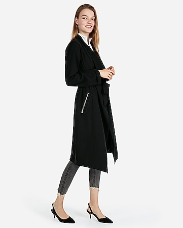 32848ada6860 Women's Coats - Trench, Puffers and Fux Leather