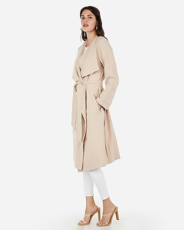 daeee7677fd6 Women's Coats - Trench, Puffers and Fux Leather
