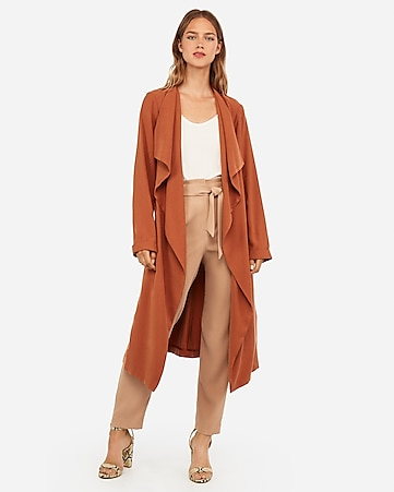 7524e7553 Women's Coats - Trench, Puffers and Fux Leather
