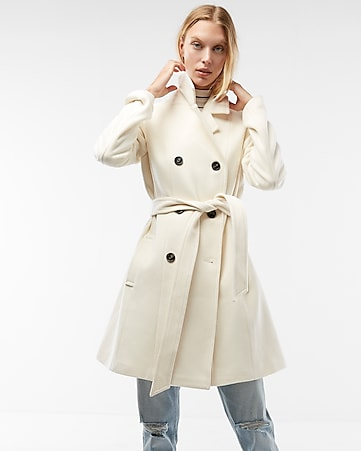 Women's Wool Coat - Wool Coats