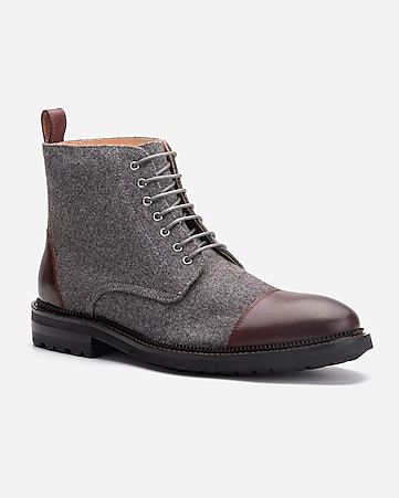 Vintage Foundry Remington Boot by Express