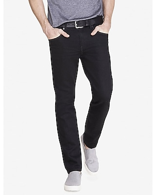 Slim Black Jeans | Express
