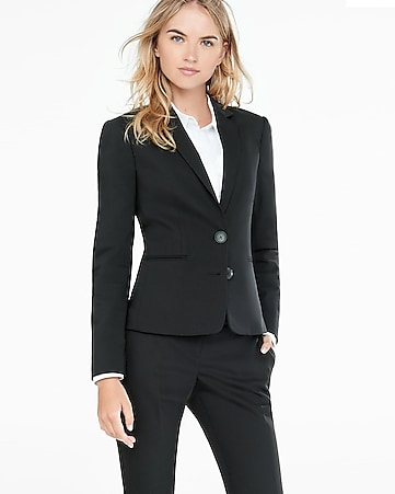 22 inch black ultimate double weave jacket
