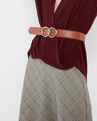 Black Studio Stretch Midi Pencil Skirt Suit | Express